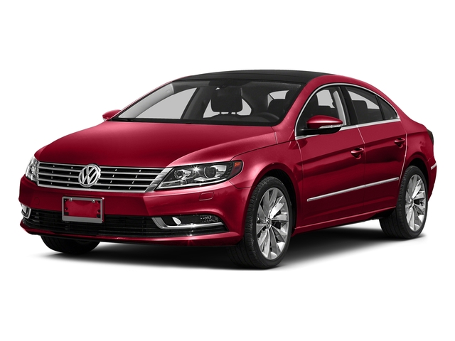 Fortana Red 2016 Volkswagen CC Pictures CC Sedan 4D Trend I4 Turbo photos front view