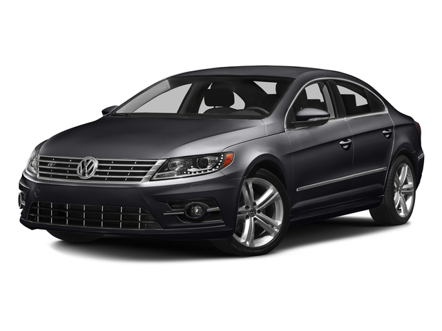 Deep Black Pearl 2016 Volkswagen CC Pictures CC Sedan 4D R-Line Executive I4 Turbo photos front view