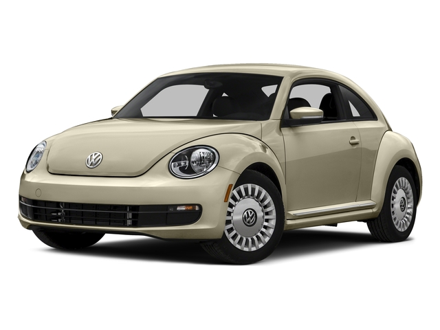 Moonrock Silver Metallic 2016 Volkswagen Beetle Coupe Pictures Beetle Coupe 2D SE I4 Turbo photos front view