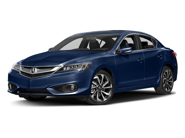 Catalina Blue Pearl 2017 Acura ILX Pictures ILX Sedan w/Premium/A-SPEC Pkg photos front view