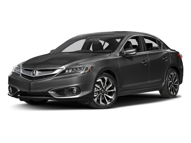 Modern Steel Metallic 2017 Acura ILX Pictures ILX Sedan w/Premium/A-SPEC Pkg photos front view