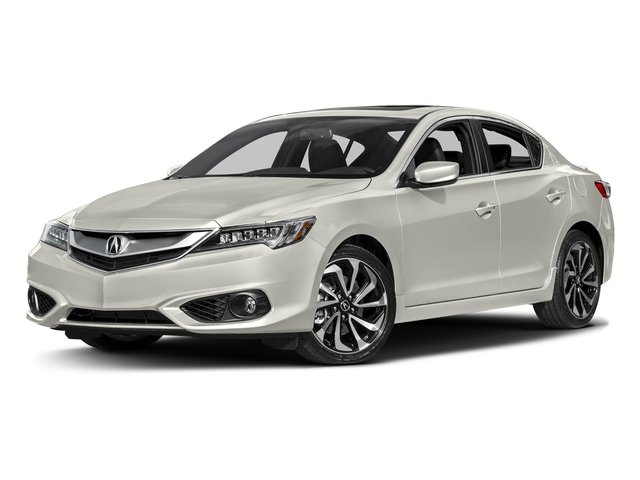 Bellanova White Pearl 2017 Acura ILX Pictures ILX Sedan w/Premium/A-SPEC Pkg photos front view