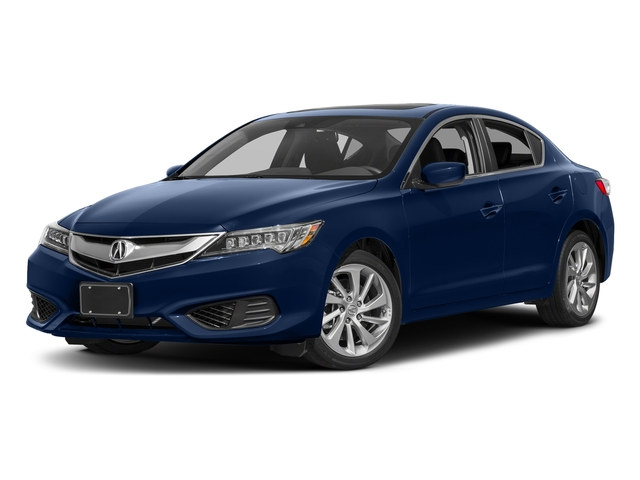 Catalina Blue Pearl 2017 Acura ILX Pictures ILX Sedan 4D Technology Plus I4 photos front view