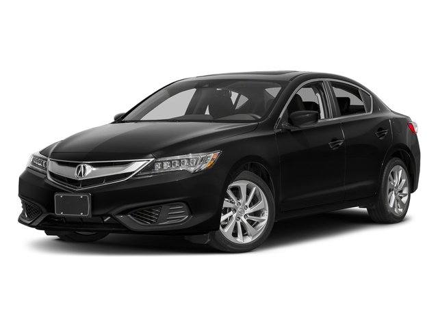 Crystal Black Pearl 2017 Acura ILX Pictures ILX Sedan 4D Technology Plus I4 photos front view