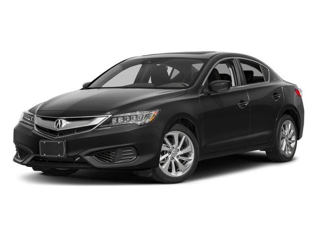 Modern Steel Metallic 2017 Acura ILX Pictures ILX Sedan 4D Technology Plus I4 photos front view