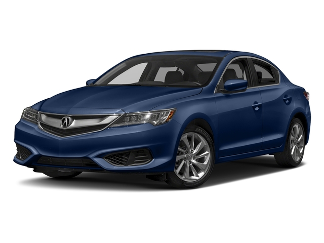 Catalina Blue Pearl 2017 Acura ILX Pictures ILX Sedan 4D I4 photos front view