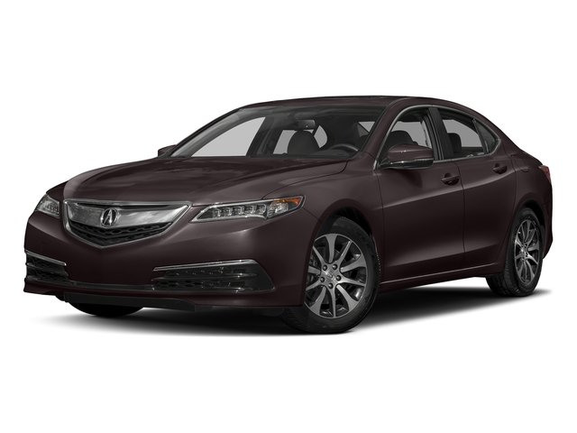 Black Copper Pearl 2017 Acura TLX Pictures TLX FWD photos front view