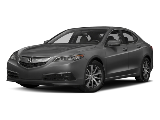 Modern Steel Metallic 2017 Acura TLX Pictures TLX FWD photos front view