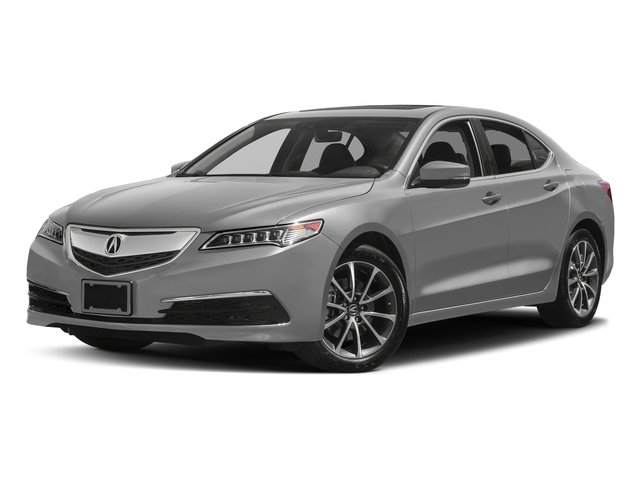 Lunar Silver Metallic 2017 Acura TLX Pictures TLX SH-AWD V6 w/Technology Pkg photos front view