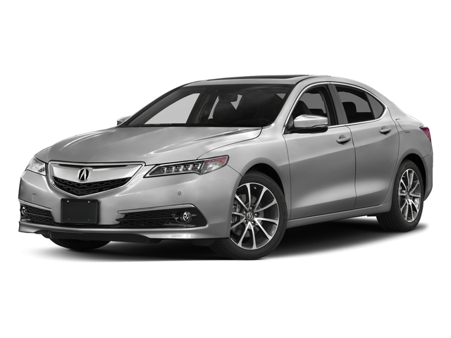 Lunar Silver Metallic 2017 Acura TLX Pictures TLX SH-AWD V6 w/Advance Pkg photos front view