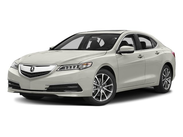 Bellanova White Pearl 2017 Acura TLX Pictures TLX Sedan 4D V6 photos front view