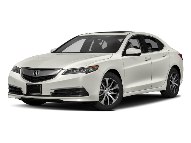Bellanova White Pearl 2017 Acura TLX Pictures TLX Sedan 4D Technology I4 photos front view