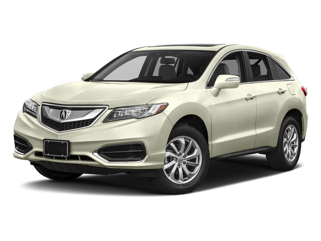 White Diamond Pearl 2017 Acura RDX Pictures RDX FWD w/Technology/AcuraWatch Plus Pkg photos front view