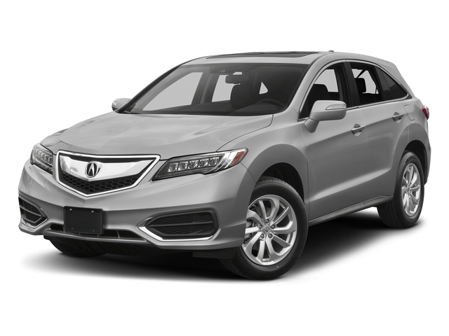 Lunar Silver Metallic 2017 Acura RDX Pictures RDX AWD w/Technology/AcuraWatch Plus Pkg photos front view