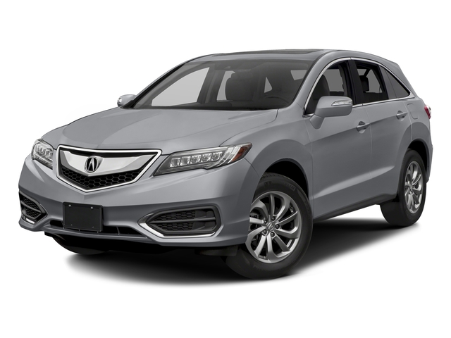 Lunar Silver Metallic 2017 Acura RDX Pictures RDX FWD w/AcuraWatch Plus photos front view