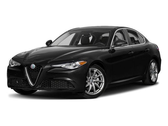 Alfa Black 2017 Alfa Romeo Giulia Pictures Giulia AWD photos front view