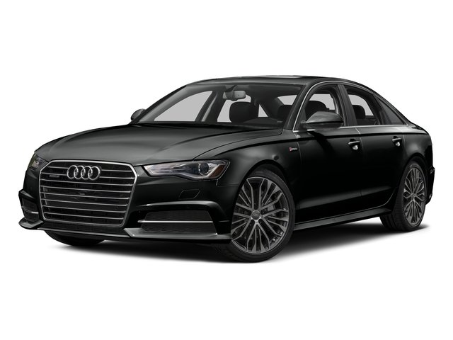 Mythos Black Metallic 2017 Audi A6 Pictures A6 Sedan 4D 2.0T Premium AWD photos front view