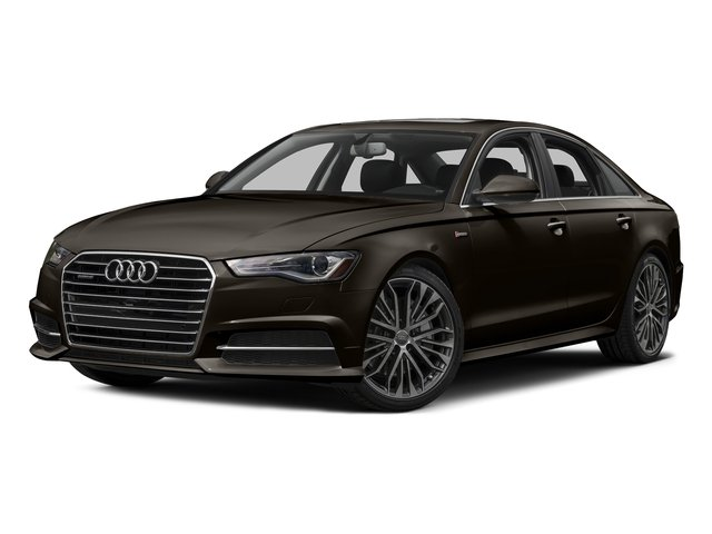 Java Brown Metallic 2017 Audi A6 Pictures A6 3.0 TFSI Premium Plus quattro AWD photos front view