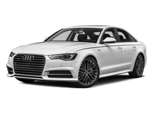 Glacier White Metallic 2017 Audi A6 Pictures A6 3.0 TFSI Premium Plus quattro AWD photos front view