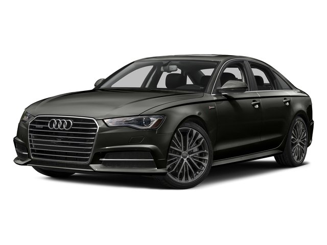 Havanna Black Metallic 2017 Audi A6 Pictures A6 3.0 TFSI Premium Plus quattro AWD photos front view