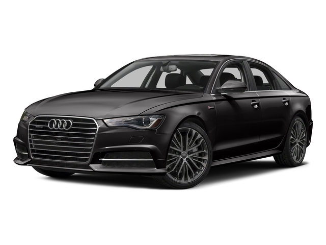 Oolong Gray Metallic 2017 Audi A6 Pictures A6 3.0 TFSI Premium Plus quattro AWD photos front view