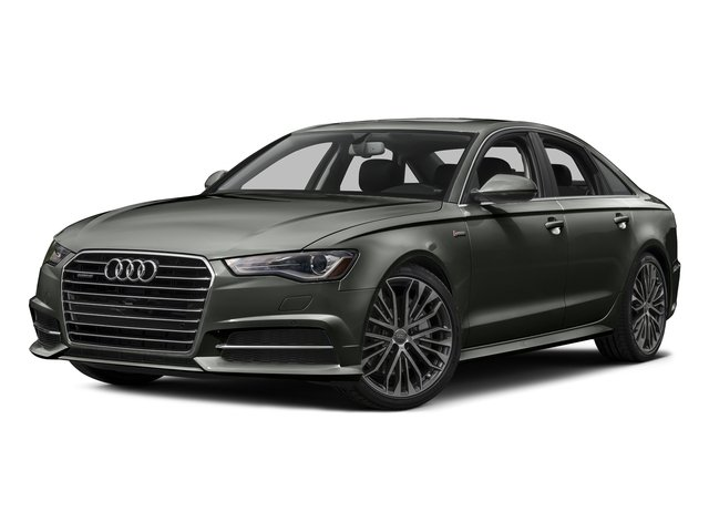 Daytona Gray Pearl Effect 2017 Audi A6 Pictures A6 Sed 4D 3.0T Competition Prestige AWD photos front view