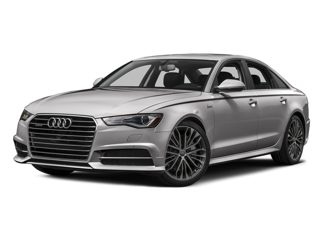 Florett Silver Metallic 2017 Audi A6 Pictures A6 3.0 TFSI Premium Plus quattro AWD photos front view