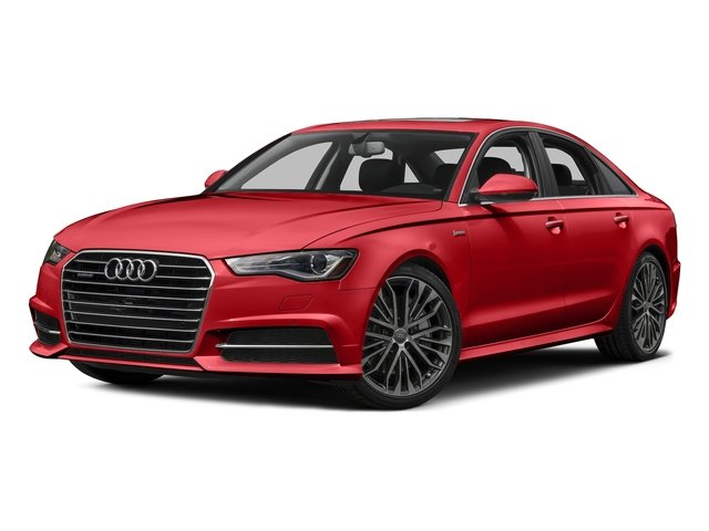 Matador Red Metallic 2017 Audi A6 Pictures A6 3.0 TFSI Premium Plus quattro AWD photos front view