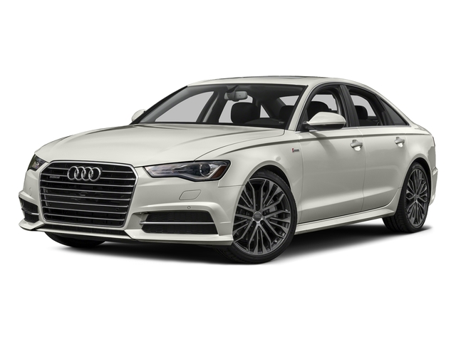 Ibis White 2017 Audi A6 Pictures A6 3.0 TFSI Premium Plus quattro AWD photos front view