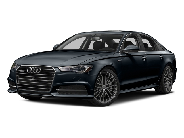 Moonlight Blue Metallic 2017 Audi A6 Pictures A6 3.0 TFSI Premium Plus quattro AWD photos front view