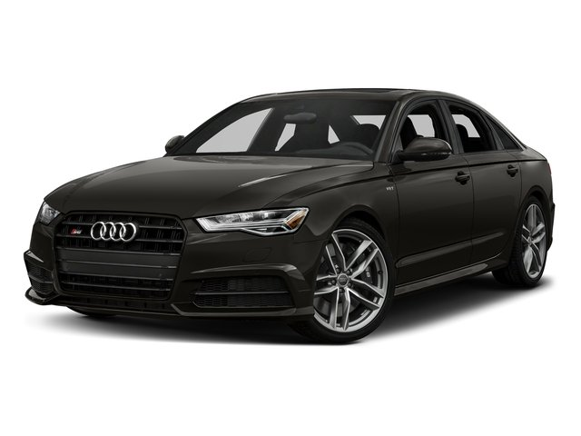 Havanna Black Metallic 2017 Audi S6 Pictures S6 4.0 TFSI Prestige photos front view