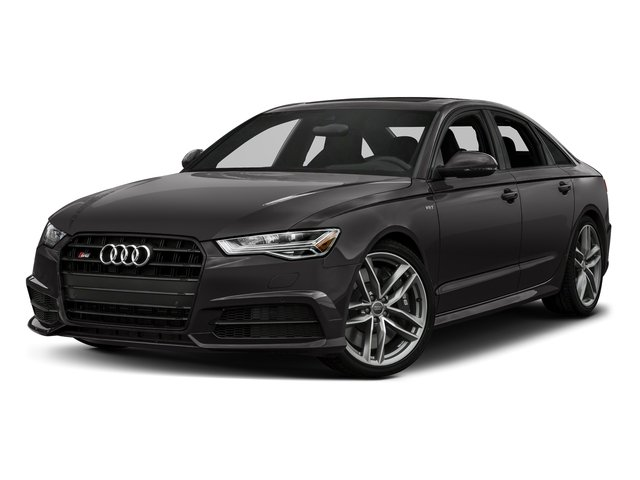 Oolong Gray Metallic 2017 Audi S6 Pictures S6 4.0 TFSI Prestige photos front view