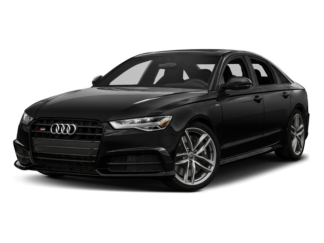 Brilliant Black 2017 Audi S6 Pictures S6 4.0 TFSI Prestige photos front view