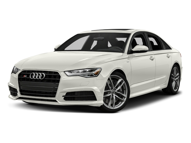 Ibis White 2017 Audi S6 Pictures S6 4.0 TFSI Prestige photos front view