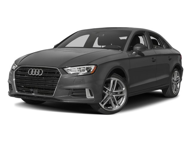 Nano Gray Metallic 2017 Audi A3 Sedan Pictures A3 Sedan 2.0 TFSI Prestige quattro AWD photos front view