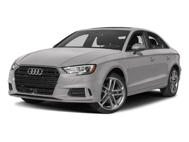 Florett Silver Metallic 2017 Audi A3 Sedan Pictures A3 Sedan 2.0 TFSI Prestige quattro AWD photos front view