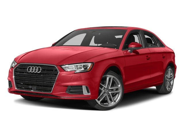 Tango Red Metallic 2017 Audi A3 Sedan Pictures A3 Sedan 2.0 TFSI Prestige quattro AWD photos front view
