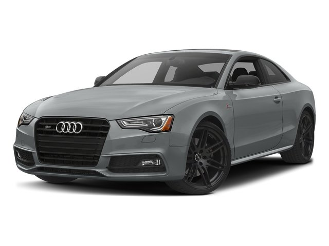 Monsoon Gray Metallic 2017 Audi S5 Coupe Pictures S5 Coupe 3.0 TFSI S Tronic photos front view