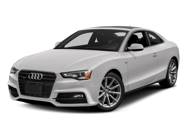 Florett Silver Metallic 2017 Audi A5 Coupe Pictures A5 Coupe 2.0 TFSI Sport Manual photos front view