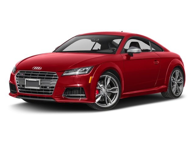Tango Red Metallic 2017 Audi TTS Pictures TTS Coupe 2D AWD photos front view