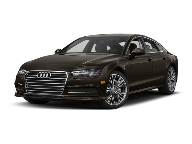 Java Brown Metallic 2017 Audi A7 Pictures A7 3.0 TFSI Prestige photos front view