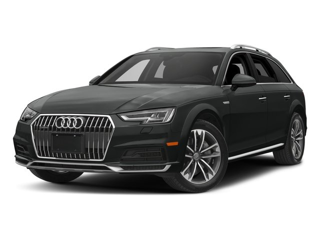 Mythos Black Metallic 2017 Audi allroad Pictures allroad Wagon 4D Premium Plus AWD I4 Turbo photos front view