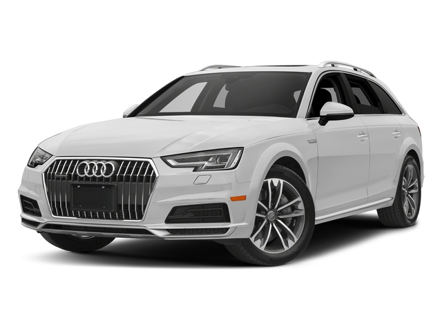 Glacier White Metallic 2017 Audi allroad Pictures allroad Wagon 4D Premium Plus AWD I4 Turbo photos front view