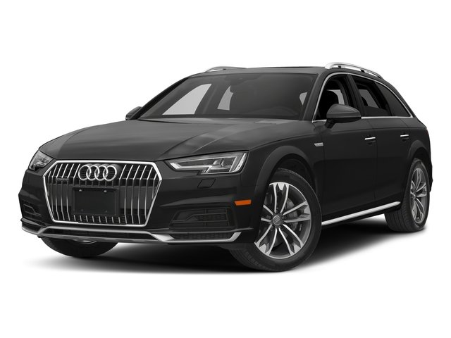 Brilliant Black 2017 Audi allroad Pictures allroad Wagon 4D Premium Plus AWD I4 Turbo photos front view