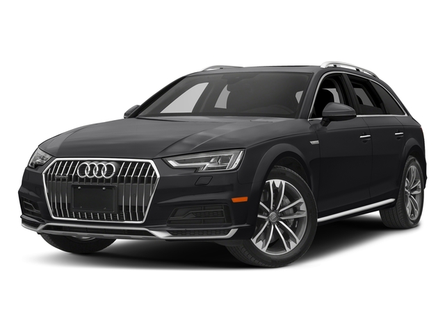 Manhattan Gray Metallic 2017 Audi allroad Pictures allroad Wagon 4D Premium Plus AWD I4 Turbo photos front view