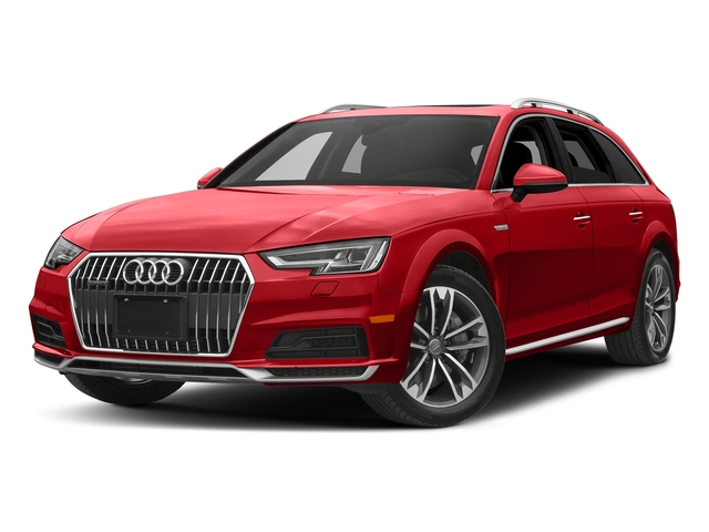 Matador Red Metallic 2017 Audi allroad Pictures allroad Wagon 4D Premium Plus AWD I4 Turbo photos front view
