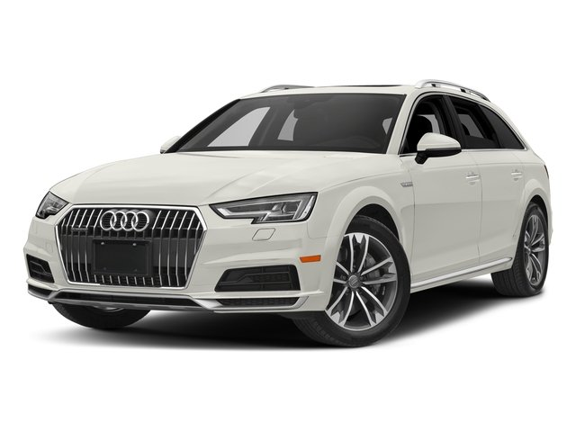 Ibis White 2017 Audi allroad Pictures allroad Wagon 4D Premium Plus AWD I4 Turbo photos front view