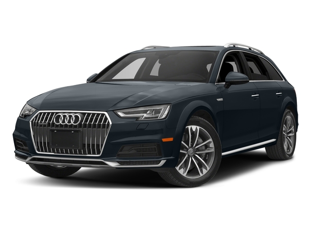 Moonlight Blue Metallic 2017 Audi allroad Pictures allroad Wagon 4D Premium Plus AWD I4 Turbo photos front view