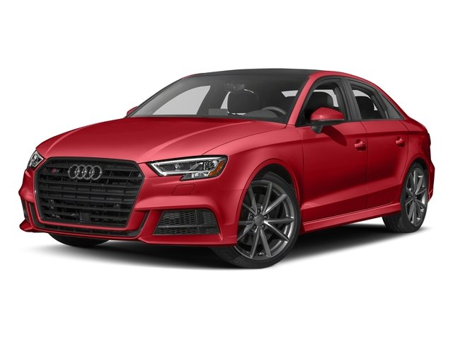 Tango Red Metallic 2017 Audi S3 Pictures S3 Sedan 4D S3 Premium Plus AWD I4 Turb photos front view