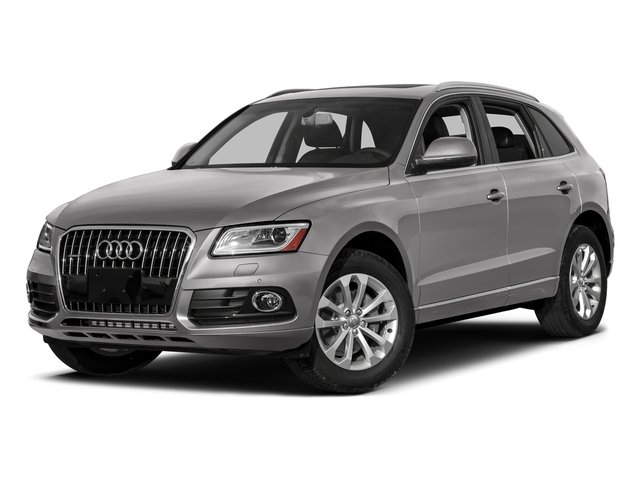 Florett Silver Metallic 2017 Audi Q5 Pictures Q5 Utility 4D 3.0T Premium Plus AWD photos front view